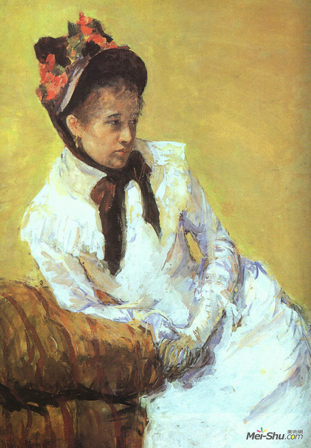 瑪麗·卡薩特(Mary Cassatt)