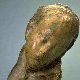 《男孩生?。ㄉ〉暮⒆樱符溸_爾多·羅索(Medardo Rosso)高清作品欣賞