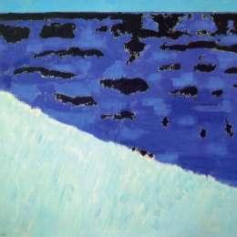 《海草和藍色?!访谞栴D·埃弗里(Milton Avery)高清作品欣賞