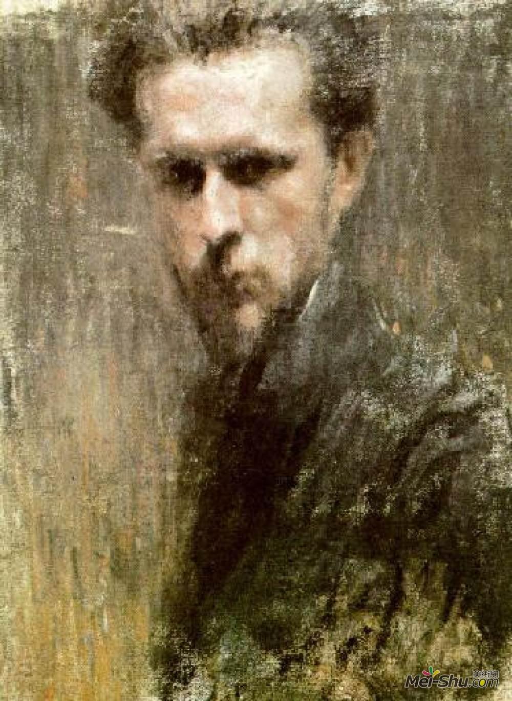 莫斯塔拉夫·多布日茨基(Mstislav Dobuzhinsky)