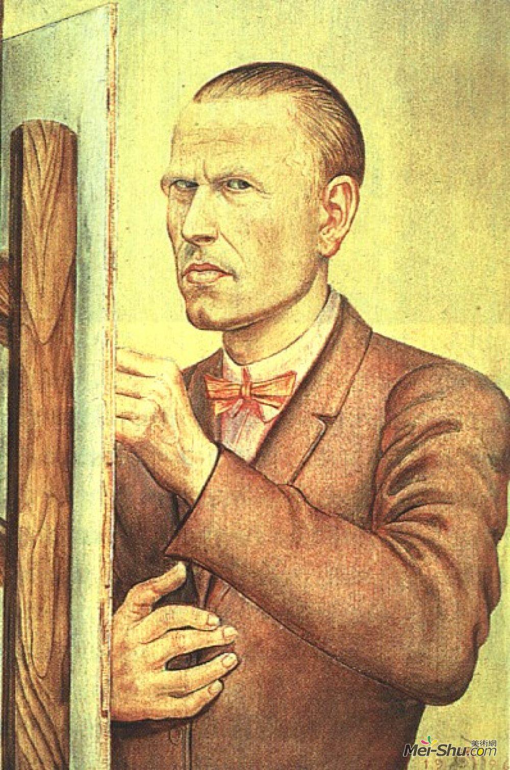奧托·迪克斯(Otto Dix)