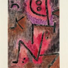 《退火后》保羅·克利(Paul Klee)高清作品欣賞