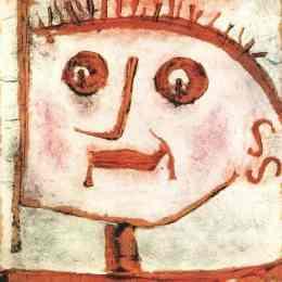 《宣傳的寓言》保羅·克利(Paul Klee)高清作品欣賞