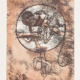 《情人》保羅·克利(Paul Klee)高清作品欣賞