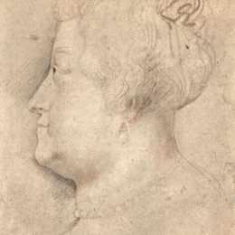 《瑪麗醫學畫像》彼得·保羅·魯本斯(Peter Paul Rubens)高清作品欣賞
