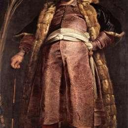 彼得·保羅·魯本斯(Peter Paul Rubens)高清作品:Portrait of Nicolas de Respaigne