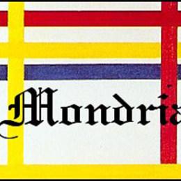 《頭》皮特·蒙德里安(Piet Mondrian)高清作品欣賞