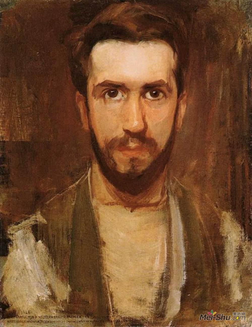 皮特·蒙德里安(Piet Mondrian)