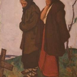 《山上的十字架》斯特凡-迪米特雷斯庫(Stefan Dimitrescu)高清作品欣賞