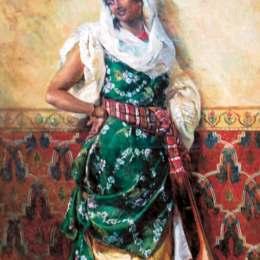 《象牙》西奧多·阿曼(Theodor Aman)高清作品欣賞