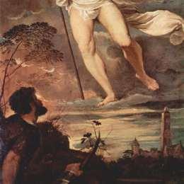 《基督》提香·韋切利奧(Titian)高清作品欣賞