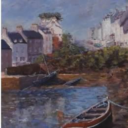 湯姆·斯科特(Tom Scott)高清作品:Low tide, Roundstone