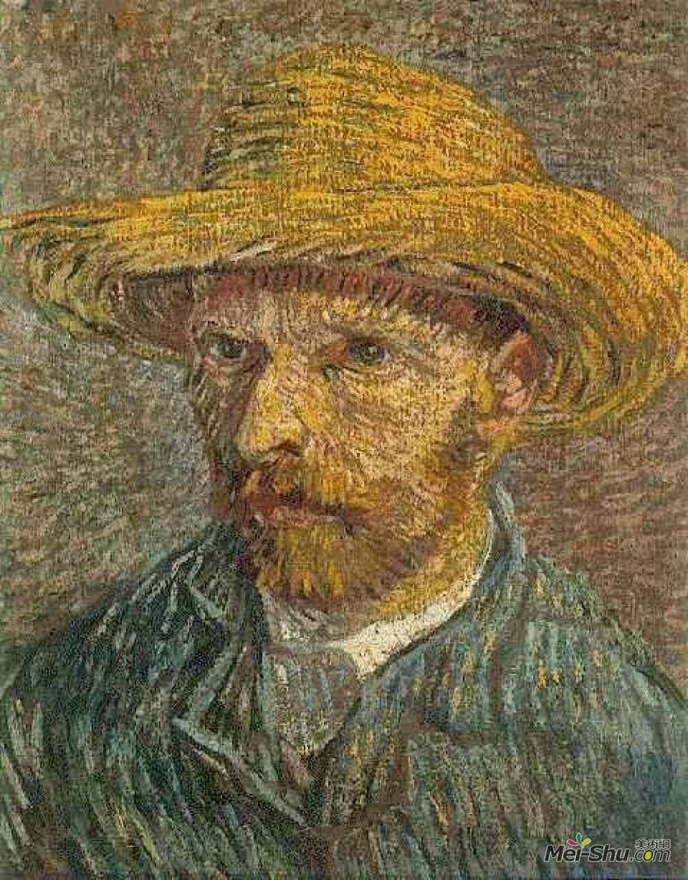 文森特·梵高(Vincent van Gogh)