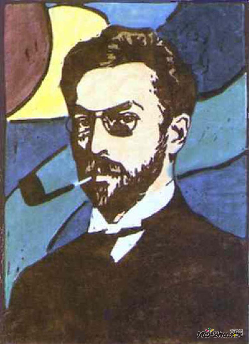 威斯利·康定斯基(Wassily Kandinsky)