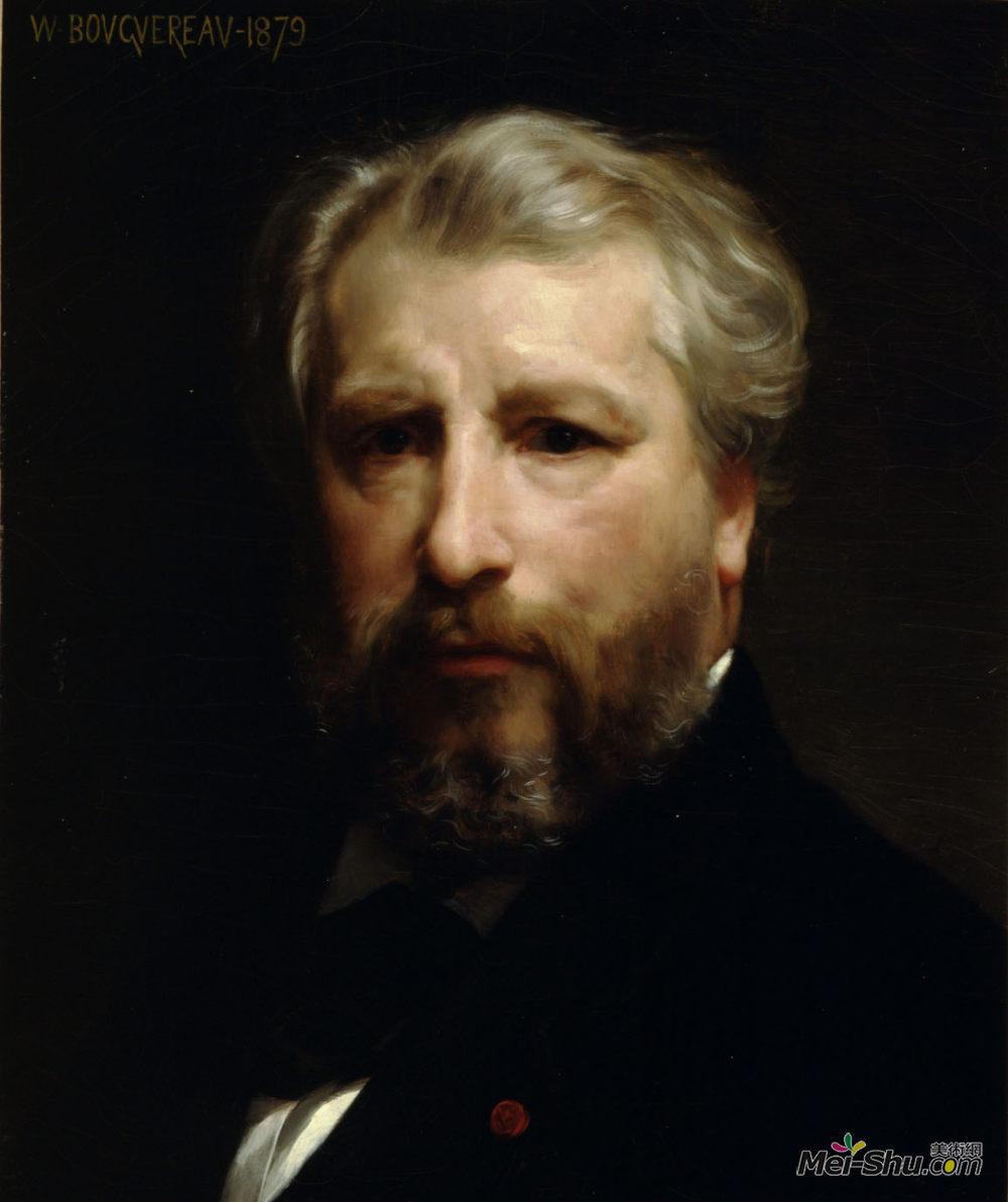 阿道夫·威廉·布格羅(William-Adolphe Bouguereau)