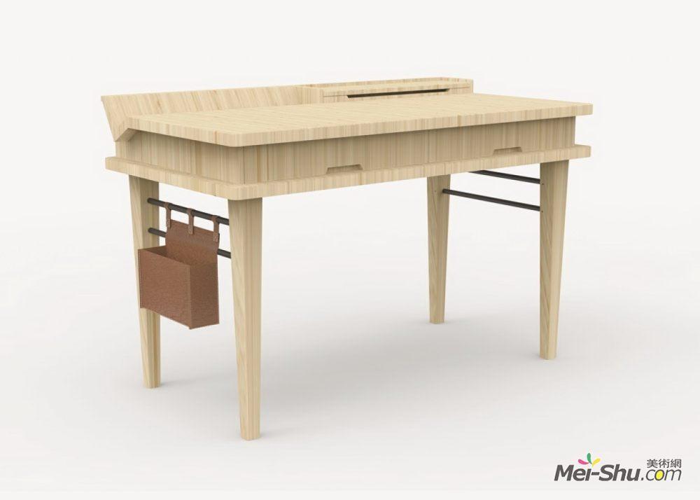 """《""""衍·素""""家具创新设计2》戴煜莉作品图片"""
